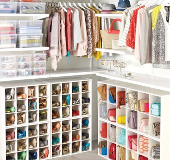 3 Simple Tips to Keep Your Custom Closet Looking Beautiful All Year Long