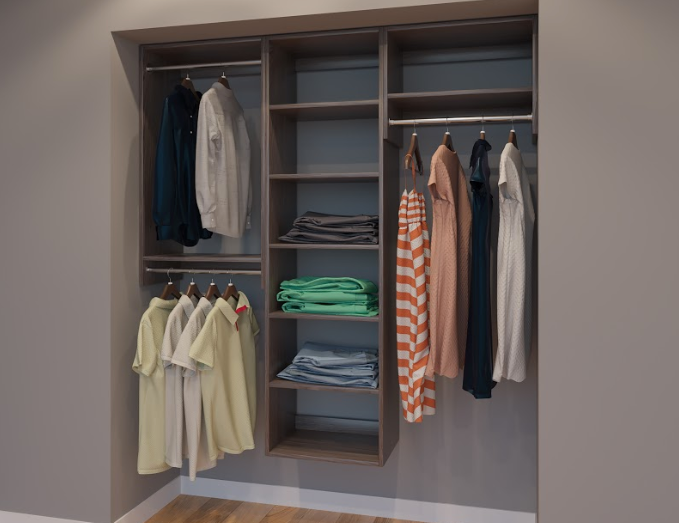 3 Great Closet Design Ideas For Small Spaces