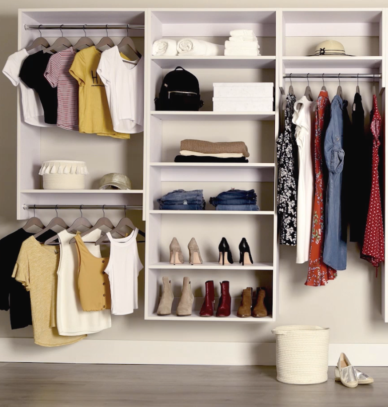 Make Sure Your Reach-In Closet is Well-Organized for Winter