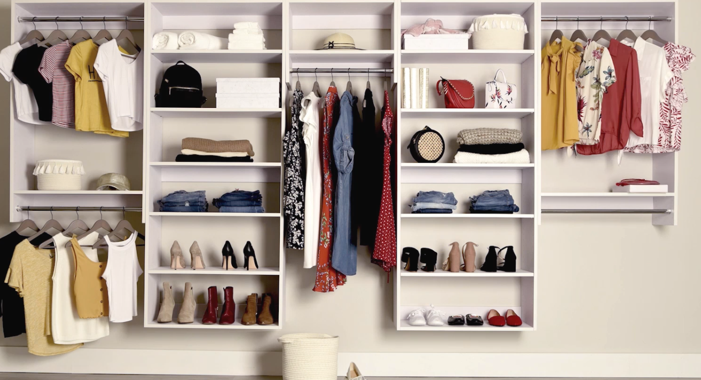 How to Stick to Your New Year's Resolution to Get and Stay Organized
