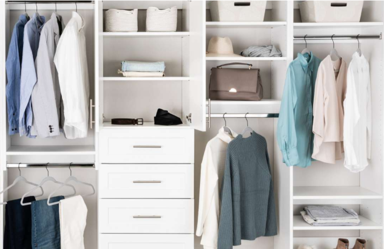 5 Quick Tips for More Efficient Closet Organization