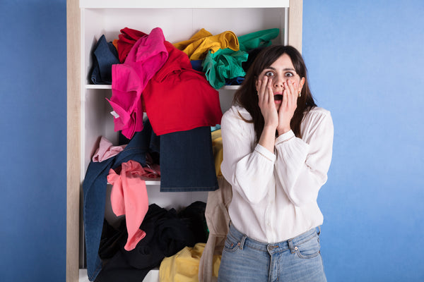New Year's Resolutions: 5 Tips to Brush Up on Your Closet Organization