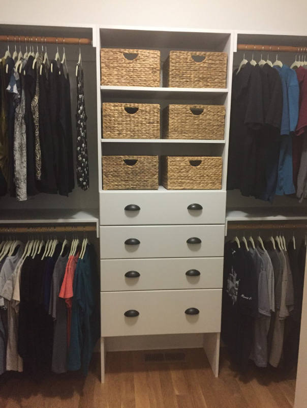 3 Smart Strategies for Sharing A Closet – So You Can Stay Organized and Keep Your Relationship Going Strong