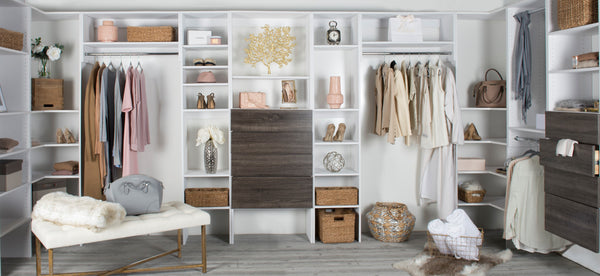 4 Ways An Organized Closet System Can Improve Your Life