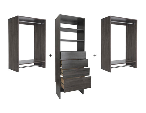 Q  What Are The Advantages Of A Closet You Can Build Yourself, Without  Using A Contractor?