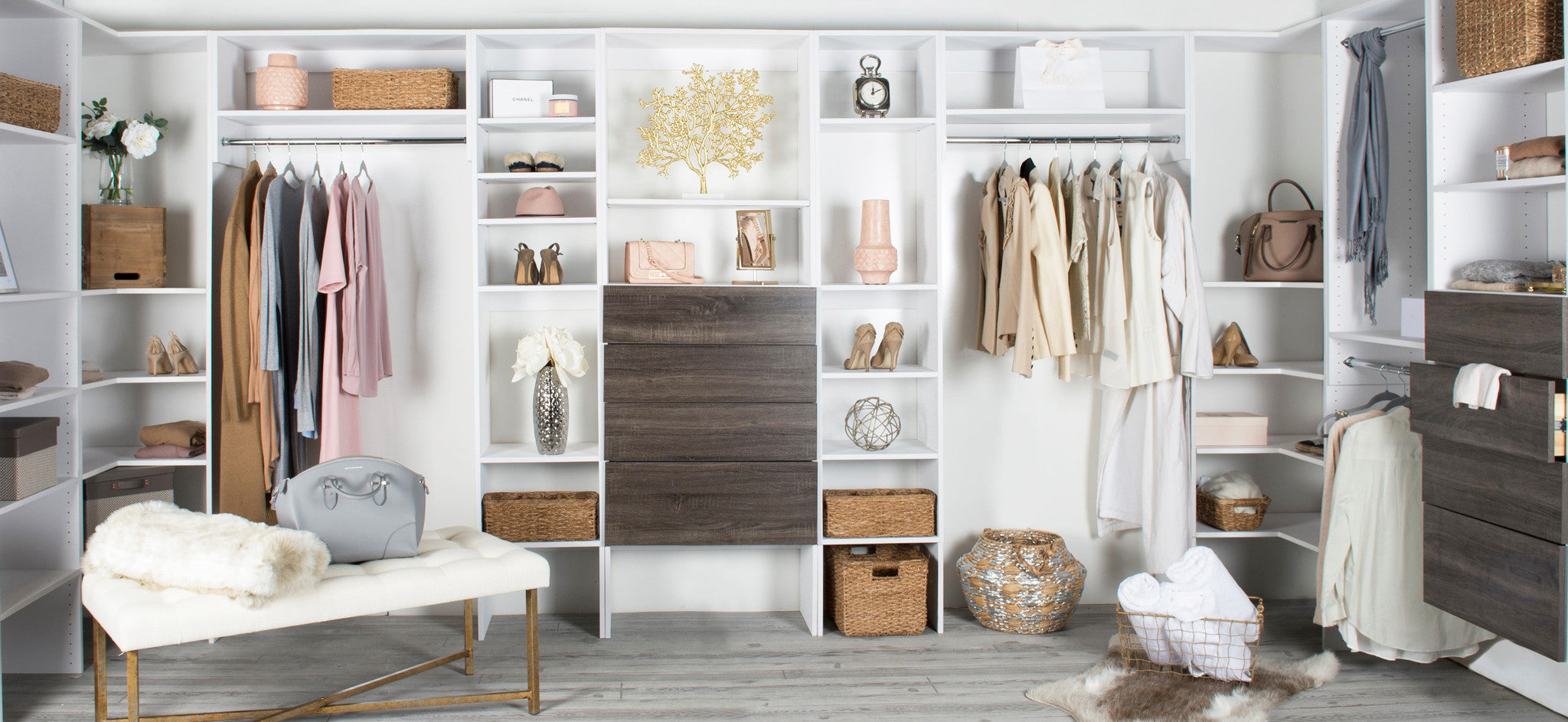 Bon A Modular Closet Is A Plywood Closet Organizer System You Can Design  Yourself, However You Want   The REAL High Quality, Low Cost Closet  Solution.