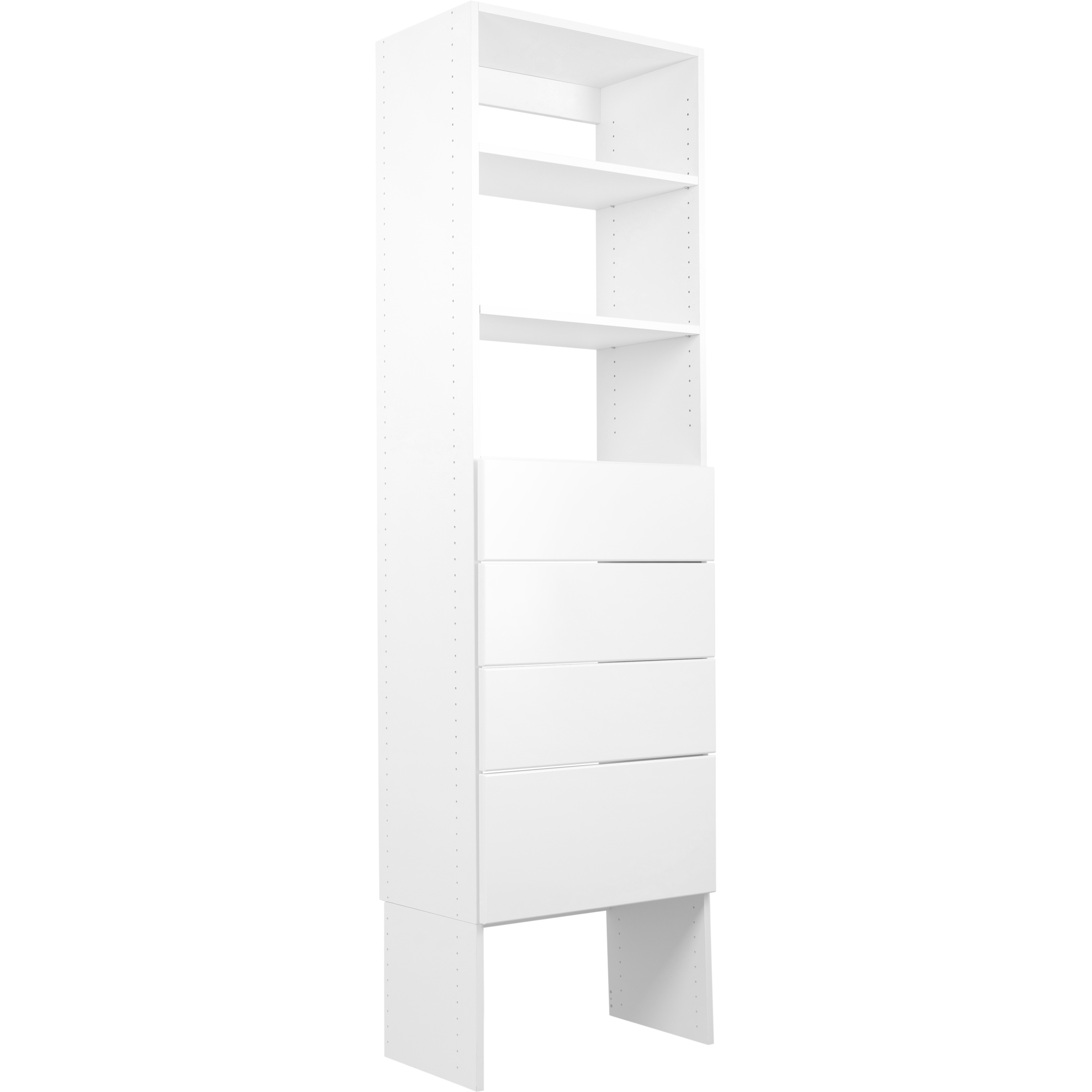 drawer drawers pioneerproduceofnorthpole modular tower closets with assembly closet com reviews installation
