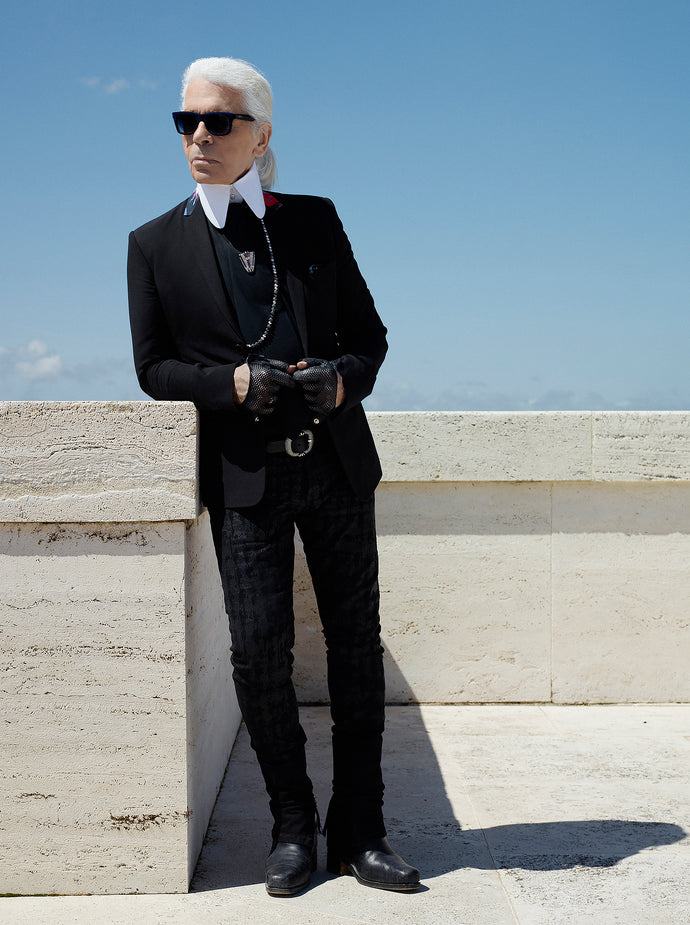 KARL LAGERFELD ENTERS THE WORLD OF HOSPITALITY