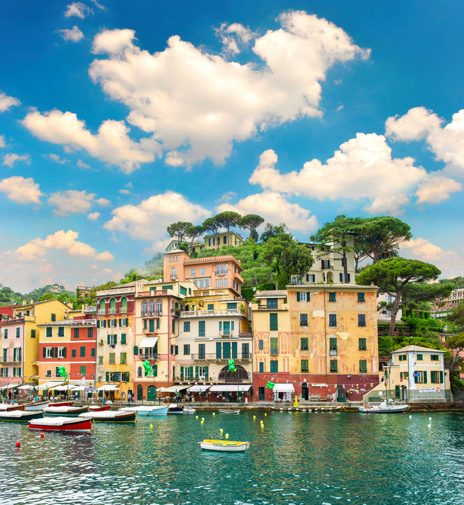 Newport in Italy; The Charming City of Portofino