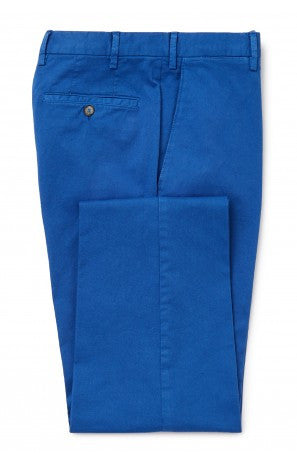 New & Lingwood Stretch Cotton Chinos