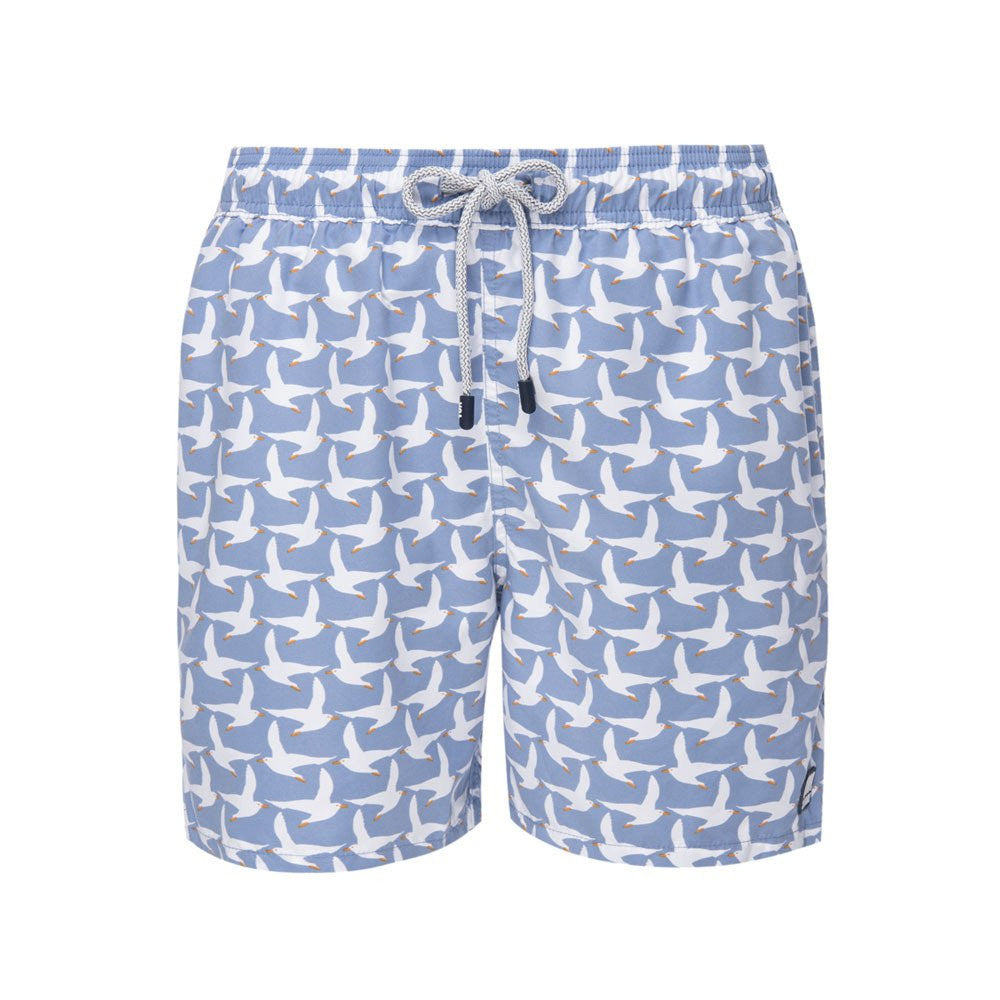 Tom & Teddy Seagull Swim Short