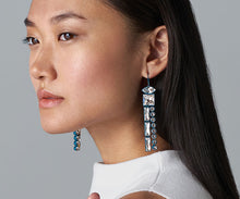 Atelier Swarovski Domino Drop Earrings