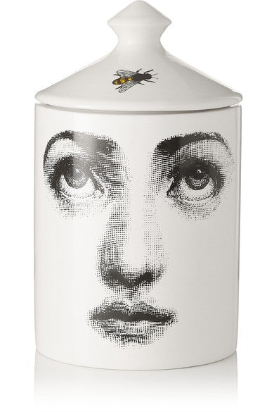 Fornasetti L'Ape Lidded Candle