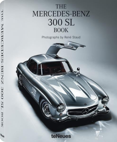 The Mercedes Benz 300SL Book