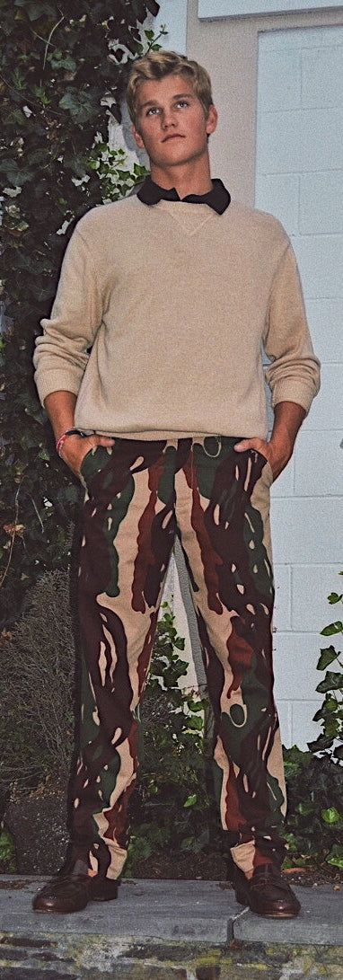 The Belize Camo Pant