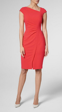 LK Bennett Tassa Orange Geranium Dress