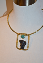 R&R Elephant Necklace