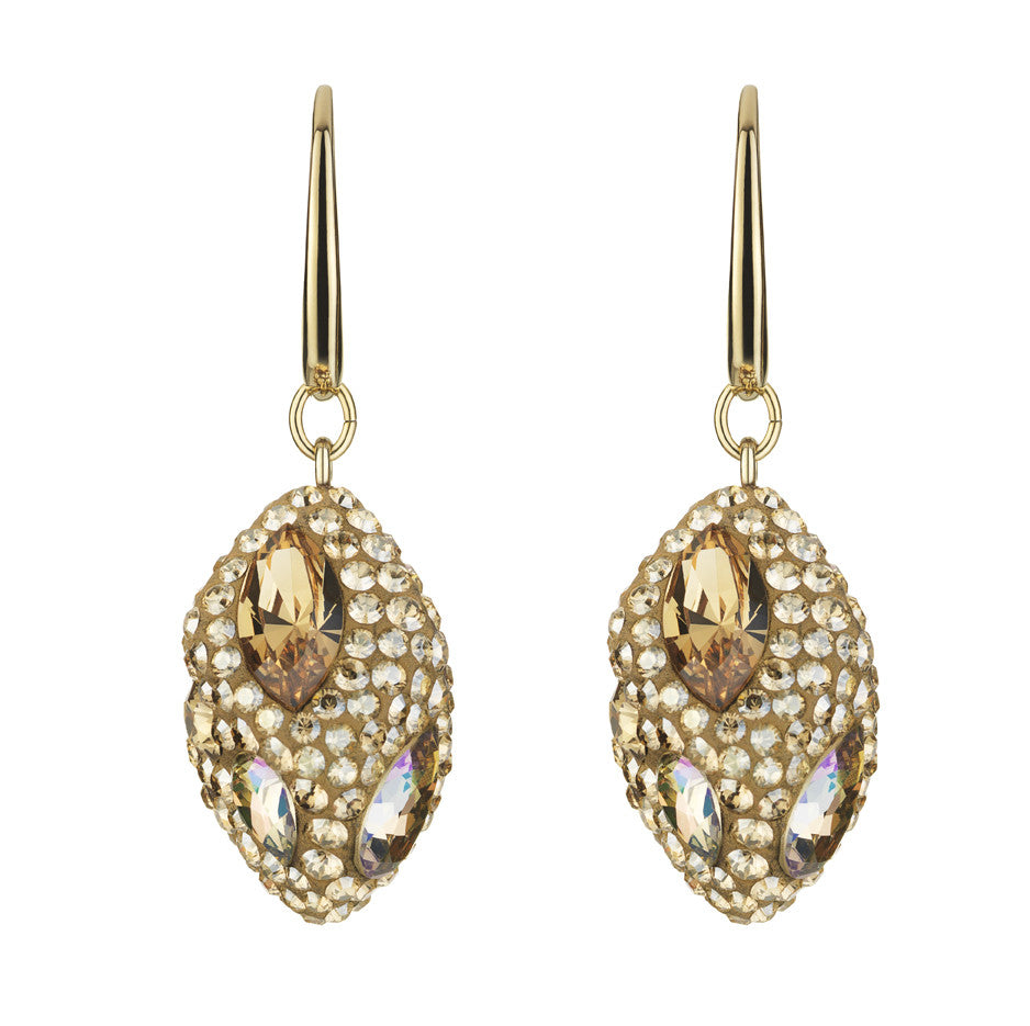 Atelier Swarovski Moselle Drop Earrings