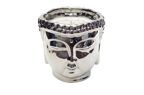 Thompson Ferrier White Tea & Mint Silver  Candle