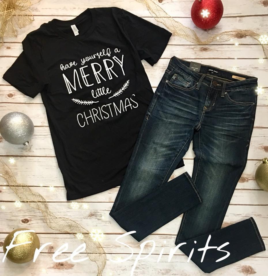 Merry Little Christmas Tee