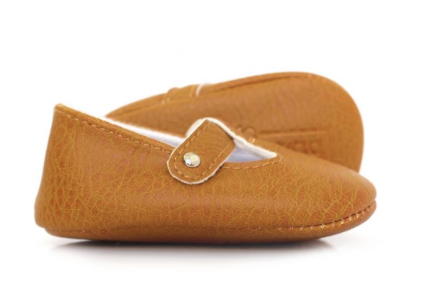 Brushed Gold Sandals | Kids