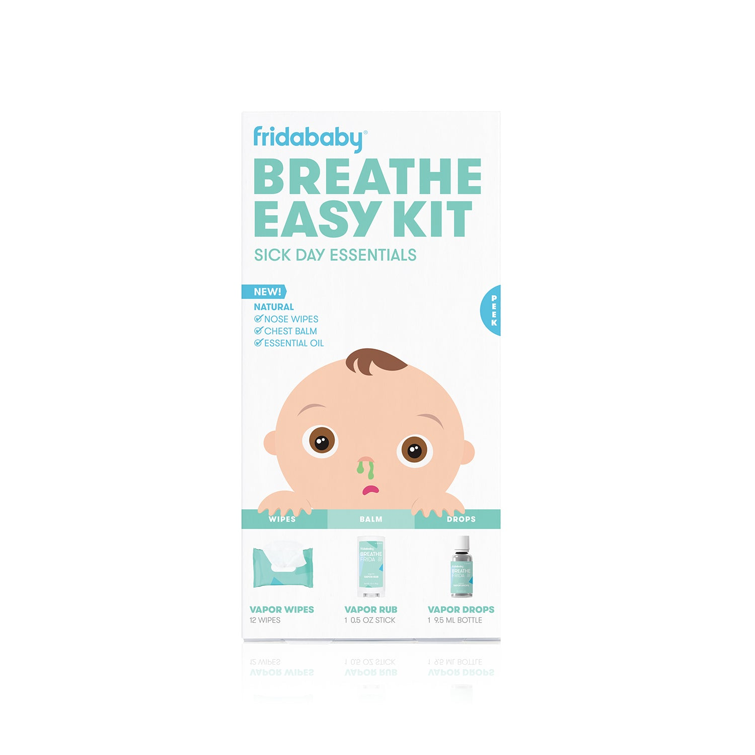 Breathe Easy Kit By Fridababy