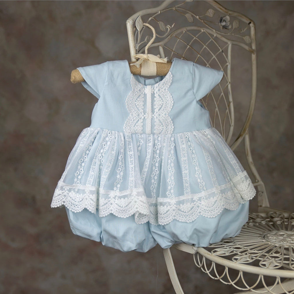 Sophie Infant Girls Bubble Dress
