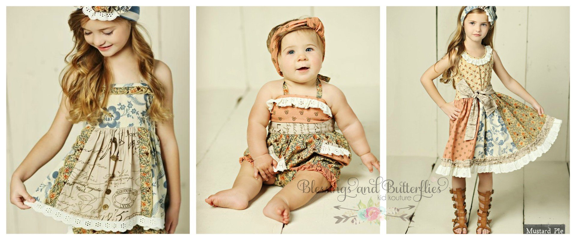 Children and Women's Clothing Boutique | Blessings and ...