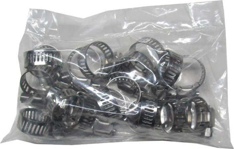 304 stainless steel clamps for hho kits