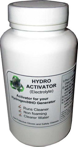 Electrolyte for hho kits (NaOH)