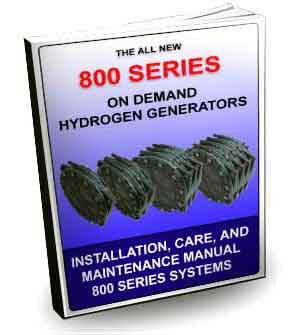 Free installation manual included with all our hho kits