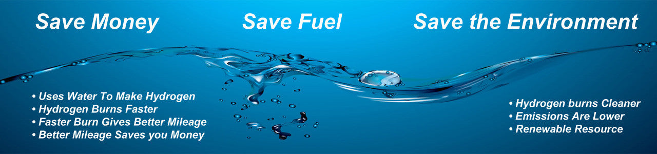 Use Hydrogen on demand to clean your emissions and save fuel