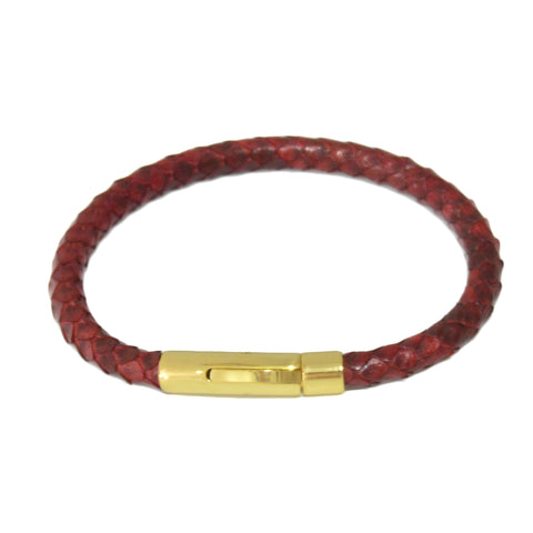 Python Red and Gold
