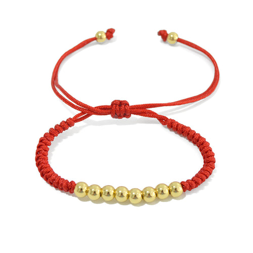Simply Red - 14K Gold (Yellow, Rose or White)