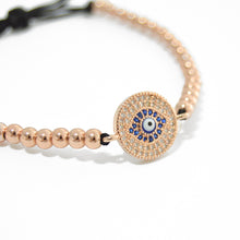 Evil Eye - Rose Gold