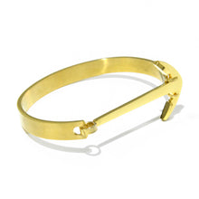Anchor Steel - Gold