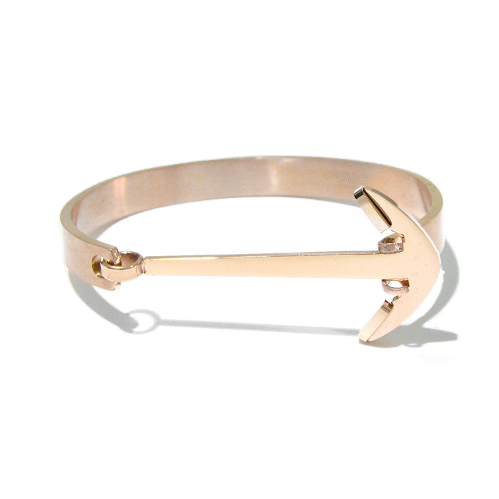 Anchor Steel - Rose Gold