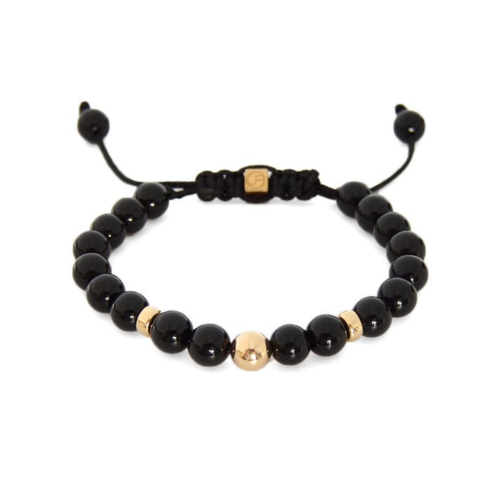 Serie Noire shine - with 14K Gold