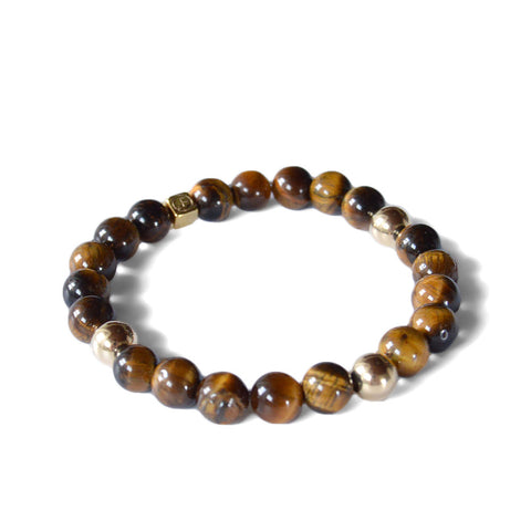 Jet Setter - Tiger Eye / Gold Edition