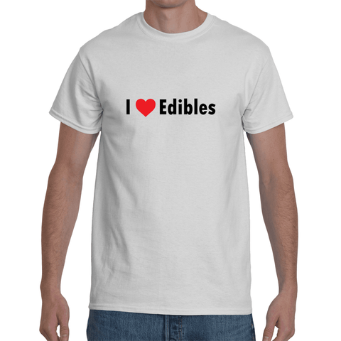 I Love Edibles T-Shirt