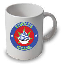 The Edibles Club Coffee Mug