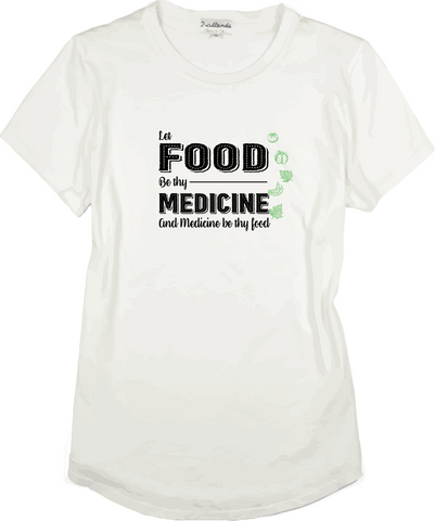 Medicine Be Thy Food Shirt