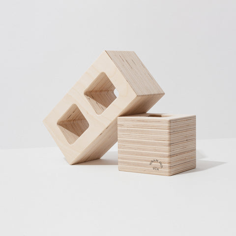Mini Tinder Blocks