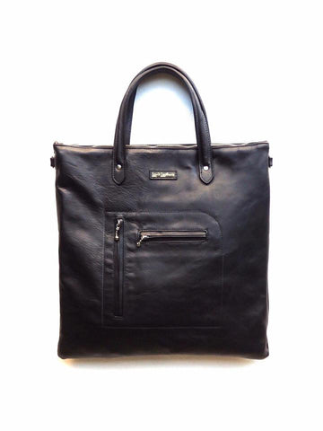 "Lewis Leathers Bag ""Bronx Bag"""