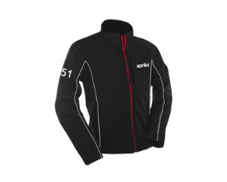 "Aprilia Vetements ""Veste Original Soft Shell Noir"" (605786M012)"