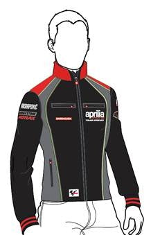 "Aprilia Vetements ""SweatShirt Racing Noir"" (606223M01AR)"