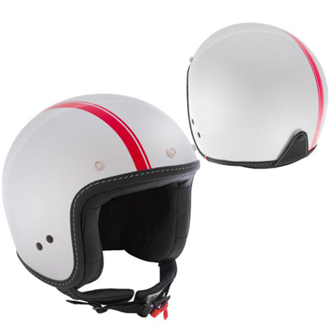 "Moto Guzzi ""Casque Decal Blanc"" (606413M01W)"
