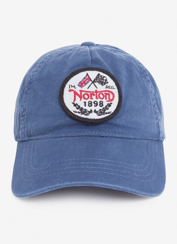"Norton By Pepe Jeans Cap ""VINCE"" Blue"