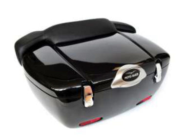 "Moto Guzzi California 1400 Touring ""Top Case Luxe Marron"" (CM262803)"