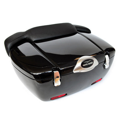 "Moto Guzzi California Touring ""Top Case Luxe 65L Noir"" (CM262801)"